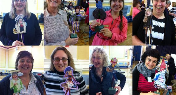 Creative Care Homes and Bridging the Gap – Pioneer Projects Event