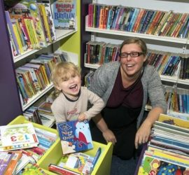 Story-Time for under 7's in the Library