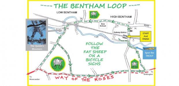 Carnival Bentham by Bike