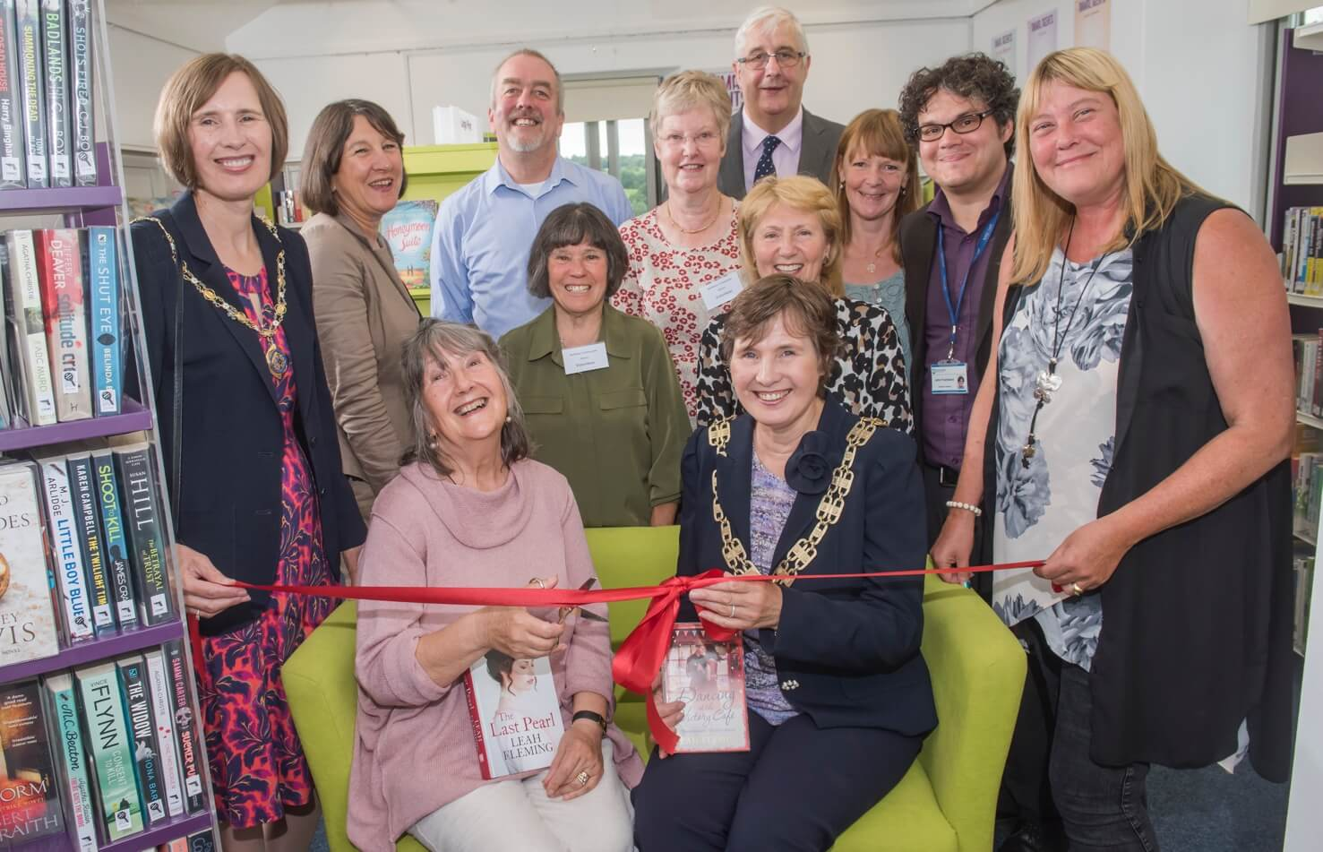 Bentham Community Library Launch Press Release