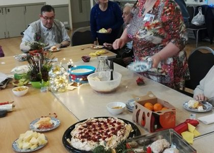 Creative Respite Day for those living with Dementia