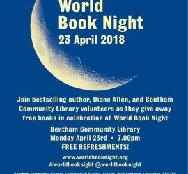 World Book Night Celebration Event With Diane Allen