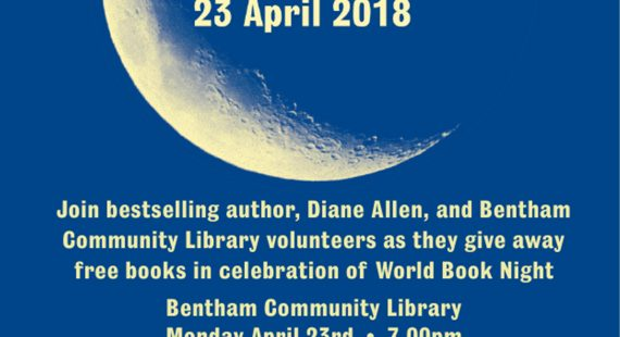 World Book Night Celebration Event With Diane Allen