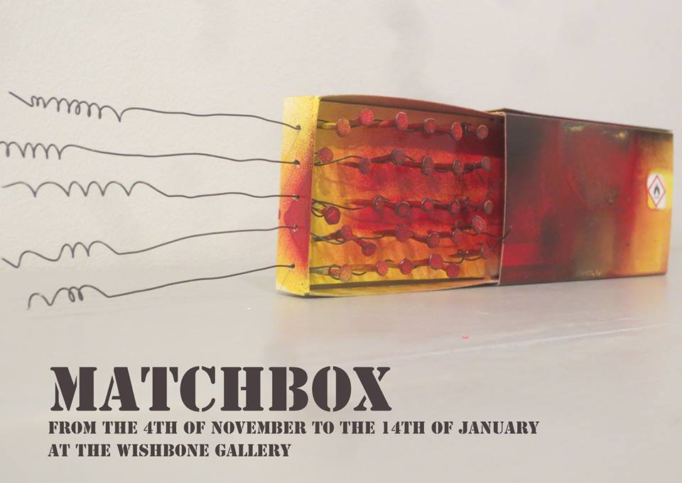 Matchbox fundraising from Wishbone Gallery