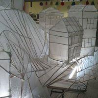Lantern Making 4